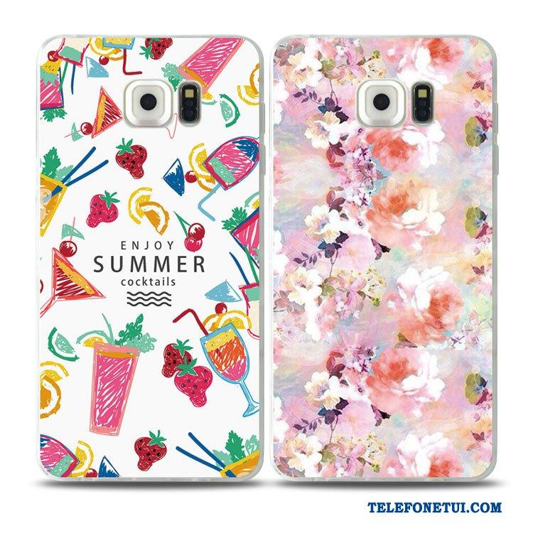 Futerał Dla Samsung Galaxy S7 Edge Etui Na Telefon Cytrynowa Świeży  Silikonowe All Inclusive 1d532f39e3ae